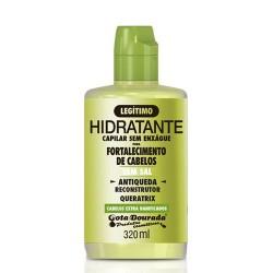 Gota Dourada Queratrix Leave-in Cream Anti-Loss Salt-Free (320ml)