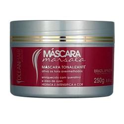 Ocean Hair Marsala Matting Mask (250gr)