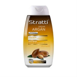 Stratti Aragan & Keratina Shampoo (400ml)
