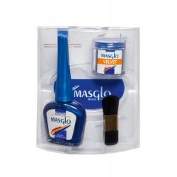 Masglo Kit Velvet Nail Polish + Velvet