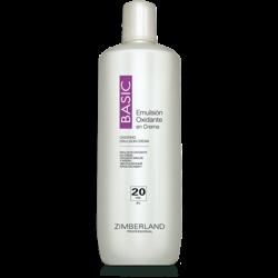 Zimberland Basic Oxidizing Emulsion Cream- 20 vol (1000ml)